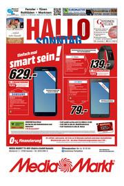 Hallo zum SONNTAG Hameln Ausgabe 043