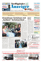 Nordlippischer Anzeiger Ausgabe 243