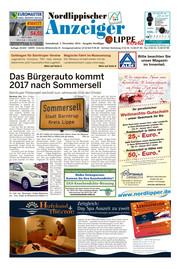 Nordlippischer Anzeiger Ausgabe 337