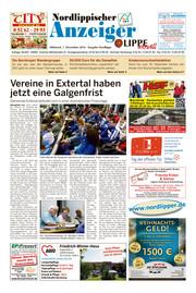 Nordlippischer Anzeiger Ausgabe 341