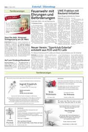 Nordlippischer Anzeiger, Ausgabe 200307 Seite, 6