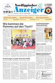 Nordlippischer Anzeiger, Ausgabe 200321 Seite, 1