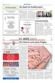 Nordlippischer Anzeiger, Ausgabe 200321 Seite, 2