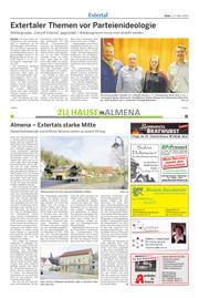 Nordlippischer Anzeiger, Ausgabe 200321 Seite, 3