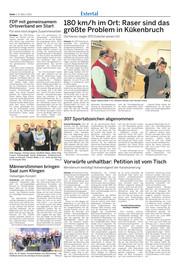 Nordlippischer Anzeiger, Ausgabe 200321 Seite, 4