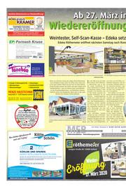 Nordlippischer Anzeiger, Ausgabe 200321 Seite, 6