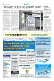 Nordlippischer Anzeiger, Ausgabe 200321 Seite, 10