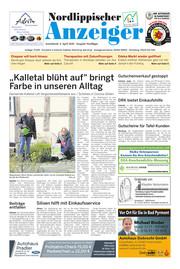 Nordlippischer Anzeiger, Ausgabe 200404 Seite, 1