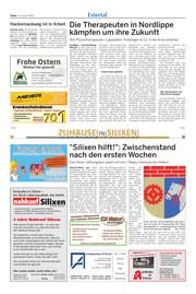 Nordlippischer Anzeiger, Ausgabe 200411 Seite, 4