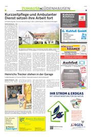 Nordlippischer Anzeiger, Ausgabe 200418 Seite, 7