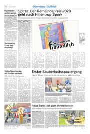 Nordlippischer Anzeiger, Ausgabe 200418 Seite, 8