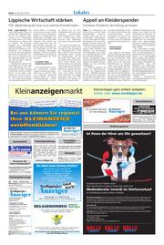 Nordlippischer Anzeiger, Ausgabe 200418 Seite, 10