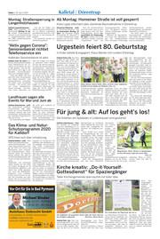 Nordlippischer Anzeiger, Ausgabe 200425 Seite, 6