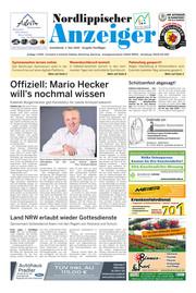 Nordlippischer Anzeiger, Ausgabe 200502 Seite, 1