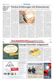 Nordlippischer Anzeiger, Ausgabe 200502 Seite, 2