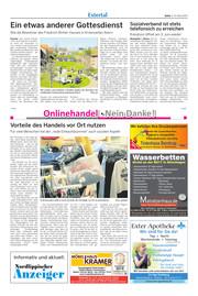 Nordlippischer Anzeiger, Ausgabe 200523 Seite, 3