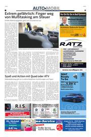 Nordlippischer Anzeiger, Ausgabe 200523 Seite, 7